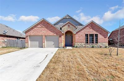 Waxahachie Single Family Home For Sale: 208 Plantation Drive