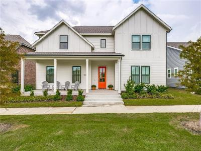 Rowlett Single Family Home Active Option Contract: 6609 McDonough Drive