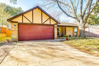 Grapevine Single Family Home For Sale: 2125 Sierra Drive