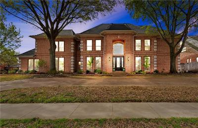 Colleyville Single Family Home For Sale: 2309 Woodmoor Lane