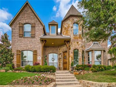 Frisco Single Family Home Active Contingent: 3966 Bear Creek Lane