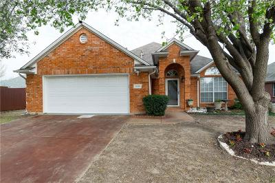 Single Family Home For Sale: 5869 Echo Bluff Drive