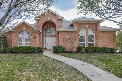 Carrollton Single Family Home For Sale: 1517 Gaines Court