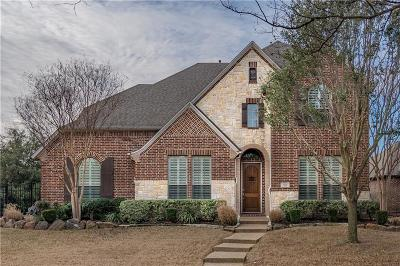 Allen Single Family Home For Sale: 901 Greystone Drive