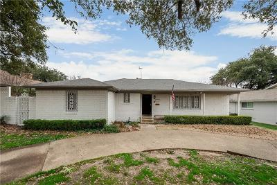Dallas County Single Family Home For Sale: 6220 N Jim Miller Road