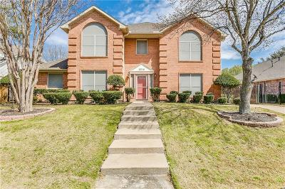 Dallas County, Denton County, Collin County, Cooke County, Grayson County, Jack County, Johnson County, Palo Pinto County, Parker County, Tarrant County, Wise County Single Family Home For Sale: 2314 Grimsley Terrace