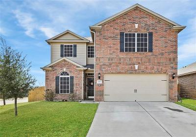 Dallas County, Denton County, Collin County, Cooke County, Grayson County, Jack County, Johnson County, Palo Pinto County, Parker County, Tarrant County, Wise County Single Family Home For Sale: 6172 Chalk Hollow Drive