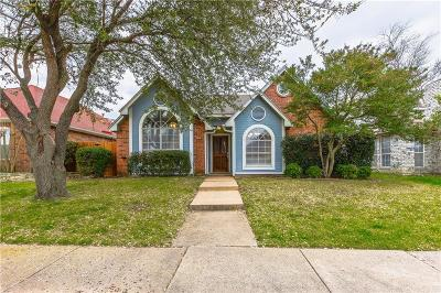 Carrollton Single Family Home For Sale: 2134 Arbor Creek Drive