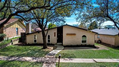 Dallas County Single Family Home For Sale: 10854 Villa Haven Drive
