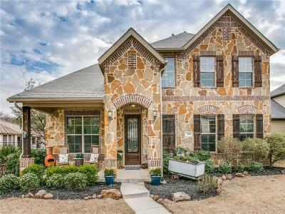 Mckinney Single Family Home For Sale: 7801 Keechie Drive