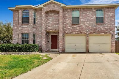Single Family Home For Sale: 8532 Three Bars Drive