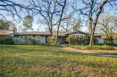 Arlington Single Family Home For Sale: 1814 Smith Lane