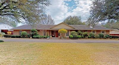 Dallas Single Family Home For Sale: 7028 Gateridge Drive