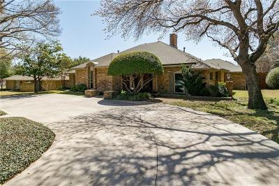 Dallas County Single Family Home For Sale: 7620 Queens Ferry Lane