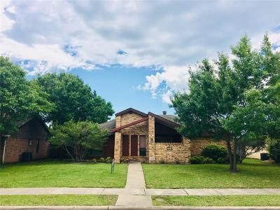 Mesquite Single Family Home For Sale: 702 Brittany Drive
