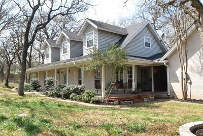 Stephenville Single Family Home For Sale: 182 Fm 847