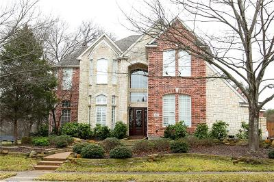 Mckinney Single Family Home For Sale: 5001 Timber Circle Drive