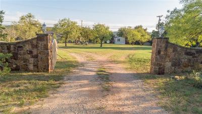 Dallas County, Denton County, Collin County, Cooke County, Grayson County, Jack County, Johnson County, Palo Pinto County, Parker County, Tarrant County, Wise County Single Family Home For Sale: 4923 Butler Lane