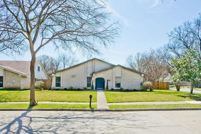 Plano Single Family Home For Sale: 3428 Fontaine Street
