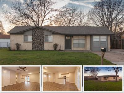 Watauga Single Family Home For Sale: 5921 Gayle Drive