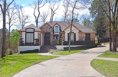 Tyler Single Family Home For Sale: 4414 Crestridge