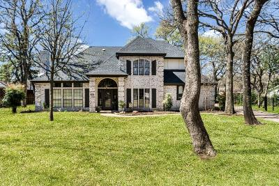 Tarrant County Single Family Home For Sale: 4100 Allendale Street