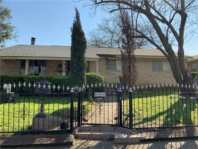 Duncanville Single Family Home For Sale: 338 E Davis Street