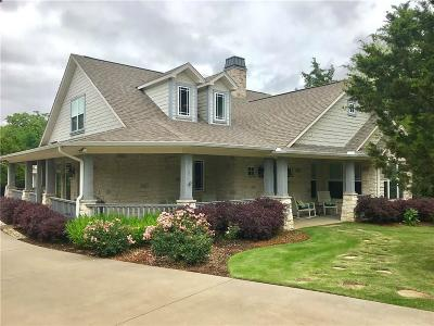 Grayson County Single Family Home For Sale: 136 Barrington Circle