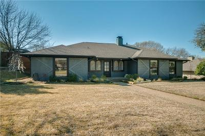 Dallas County, Denton County, Collin County, Cooke County, Grayson County, Jack County, Johnson County, Palo Pinto County, Parker County, Tarrant County, Wise County Single Family Home For Sale: 6840 Topsfield Drive