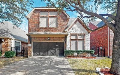 Mckinney Single Family Home For Sale: 2321 Stone Creek Drive
