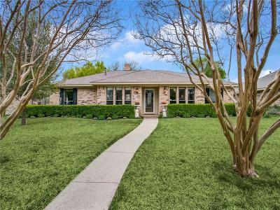 Richardson Single Family Home For Sale: 1200 Serenade Lane