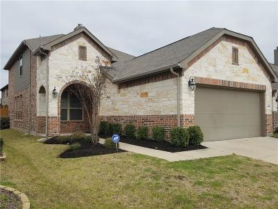 Prosper Single Family Home For Sale: 16045 Crosslake Court
