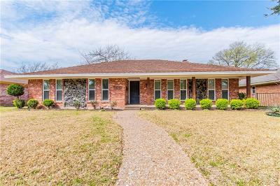Dallas Single Family Home For Sale: 5107 Menefee Drive