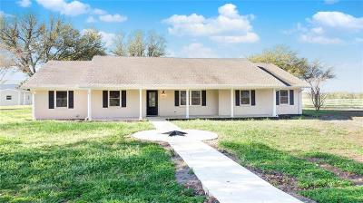 Wills Point Single Family Home For Sale: 27597 Us Highway 80
