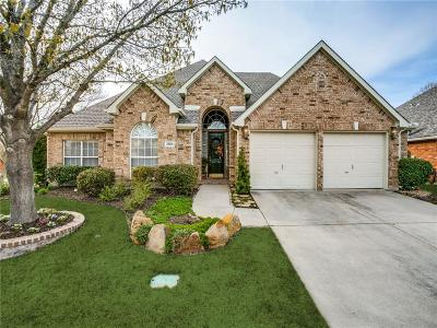 McKinney Single Family Home For Sale: 2604 Nightingale Drive