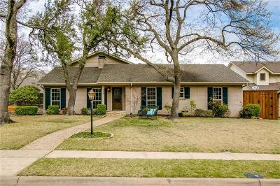 Dallas County Single Family Home For Sale: 322 Ridge Crest Drive