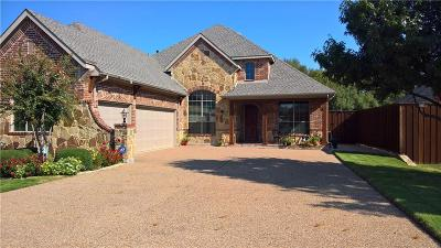 Sachse Single Family Home For Sale: 4315 Glenview Drive