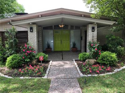 Dallas Single Family Home For Sale: 10617 Cromwell Drive