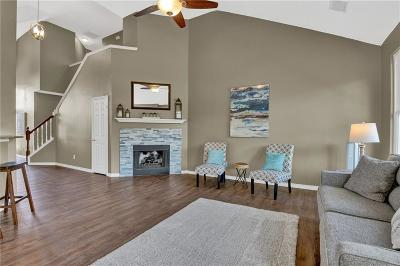 Allen Single Family Home For Sale: 917 Rutgers Court