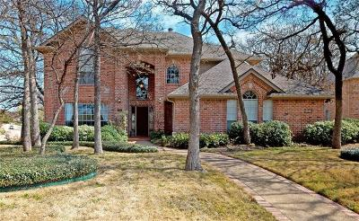 Highland Village TX Single Family Home For Sale: $400,000