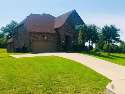 McKinney Single Family Home For Sale: 6201 Mesquite Trail
