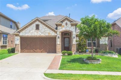 Mckinney Single Family Home For Sale: 3908 Lands End Drive