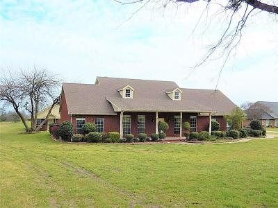 Midlothian Single Family Home Active Option Contract: 1821 McAlpin Road