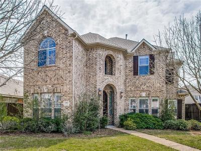 Allen TX Single Family Home For Sale: $315,000
