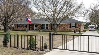 Sachse Single Family Home For Sale: 4604 Sachse Road