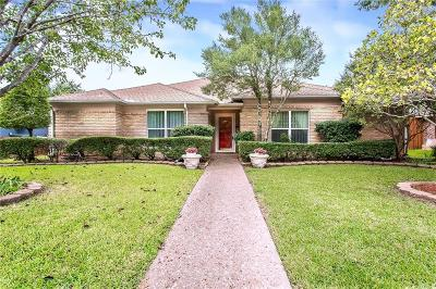 Garland Single Family Home For Sale: 3310 Creekbend Drive