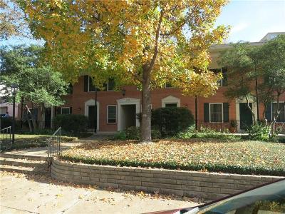 Highland Park Residential Lease For Lease: 4704 Abbott Avenue #105