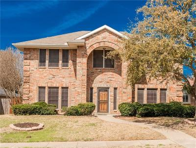 Mesquite Single Family Home For Sale: 2413 Buckeye Drive