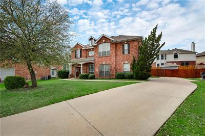 Grand Prairie Single Family Home For Sale: 4571 Durrand Drive