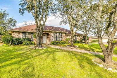 Cleburne Single Family Home For Sale: 1008 Hyde Park Boulevard